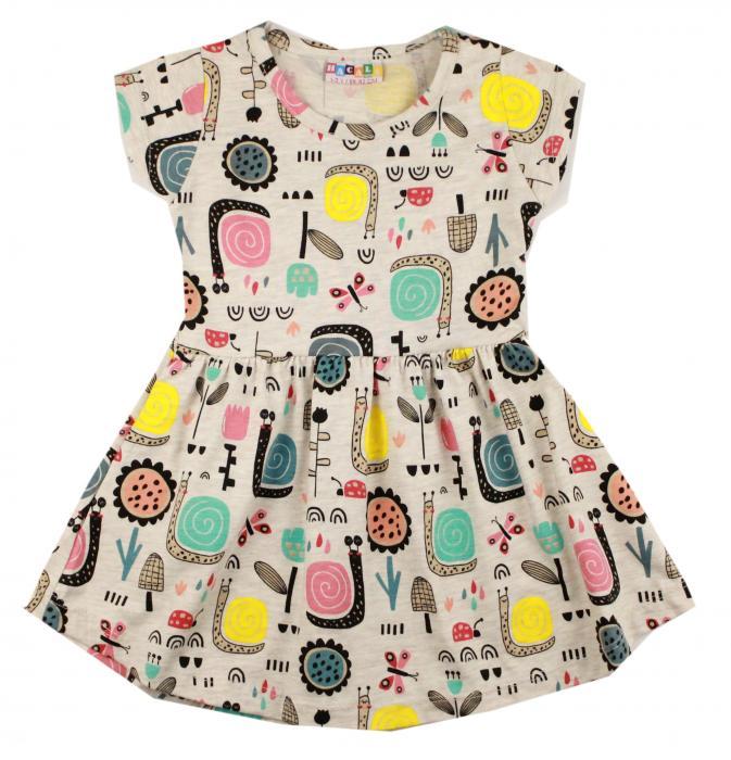1200276 Платье для девочки рост (86-98-110-122) Турция