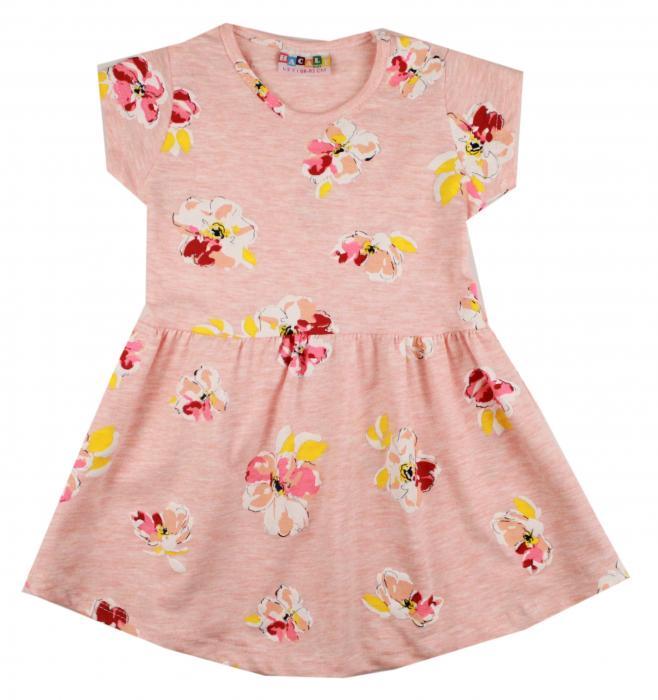 1200277 Платье для девочки рост (86-98-110-122) Турция