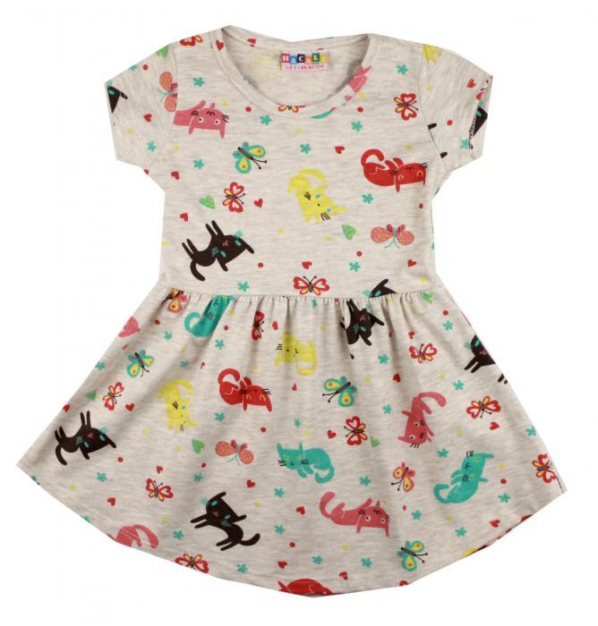 1200278 Платье для девочки рост (86-98-110-122) Турция