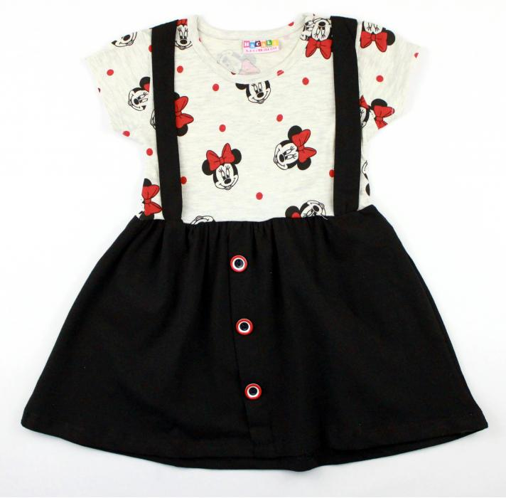 1200293 Платье для девочки рост (98-110-122-128) Турция
