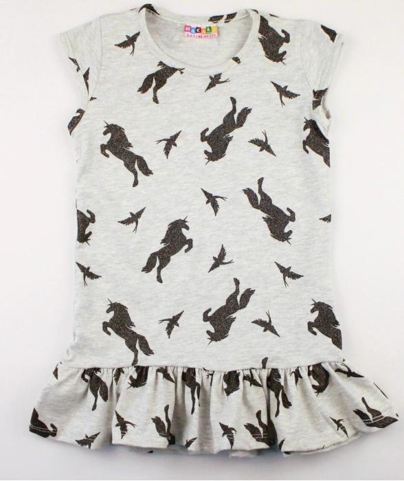 1200295 Платье для девочки рост (104-116-122-128) Турция