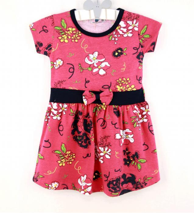 1300230 Платье для девочки рост (92-98-104-110-116) Турция