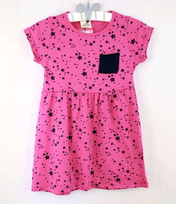 1300232 Платье для девочки рост (92-98-104-110-116) Турция