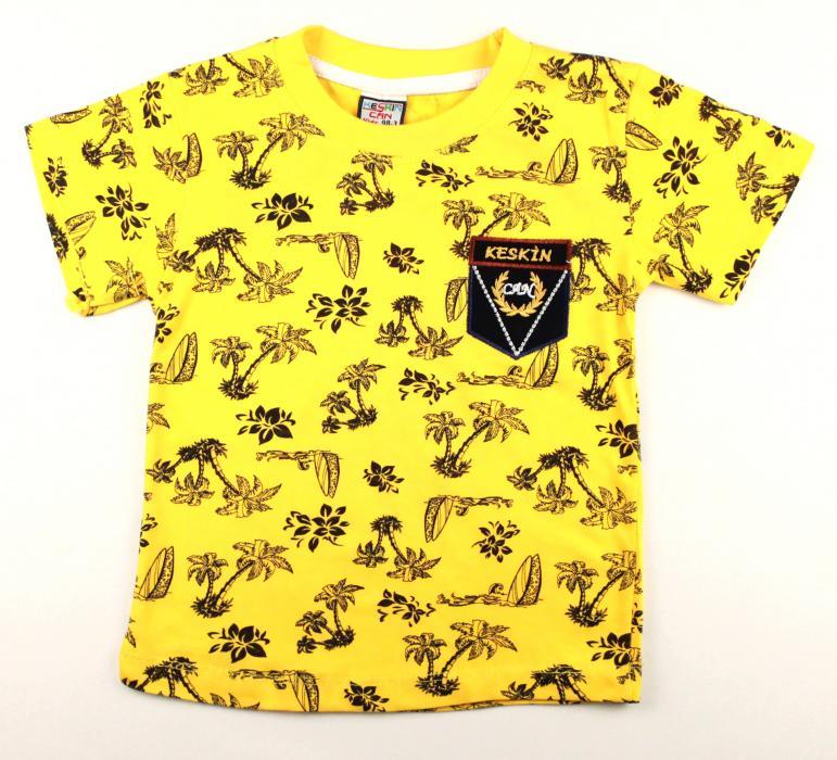 1300496 Футболка для мальчика рост (98-104-110-116 ) Турция