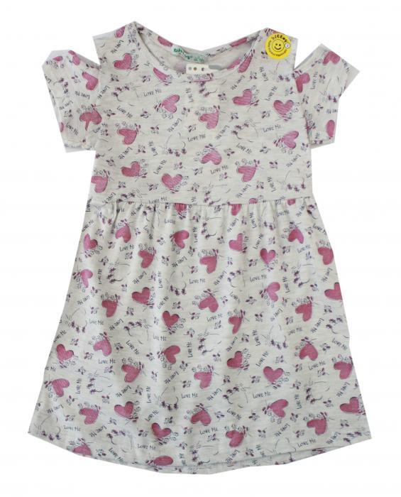 1300551 Платье для девочки рост (98-104-110-116-122) Турция