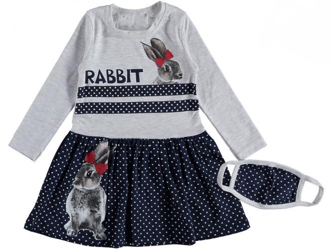 1300680 Платье для девочки рост (92-98-104-110) Турция