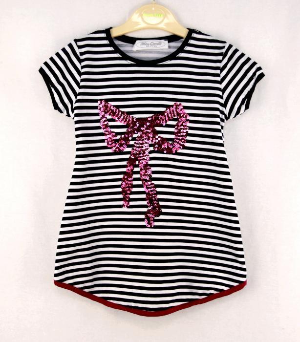1400133 Платье для девочки рост (98-104-110-116-122-128) Турция