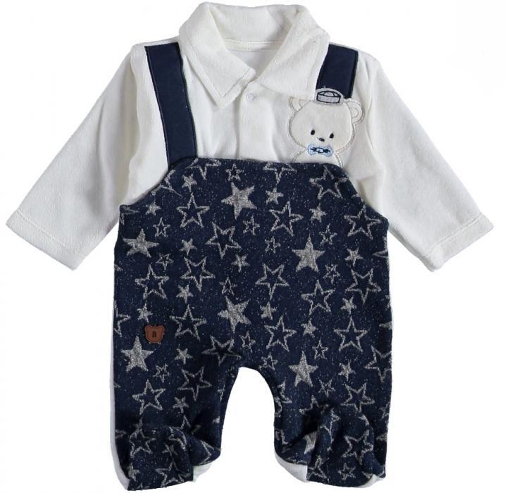 1400167 Комбинезон для малыша рост (3-6-9 месяцев) Турция