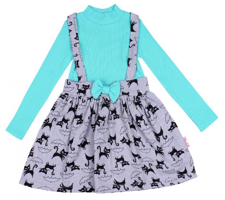 1500515 Платье для девочки рост (92-98-104-110) Bonito