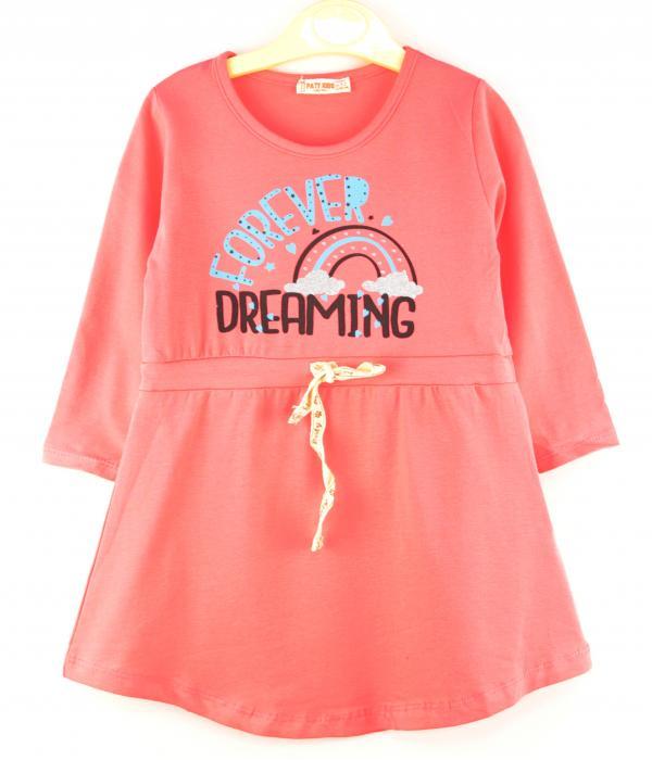 1600116 Платье для девочки рост (92-98-104-110-116) Турция