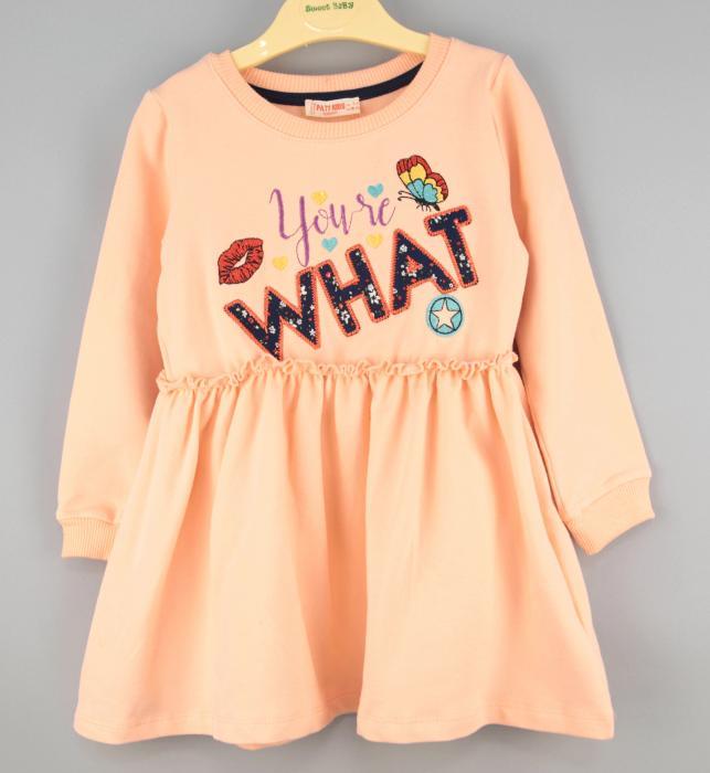 1600119 Платье для девочки рост (92-98-104-110-116) Турция
