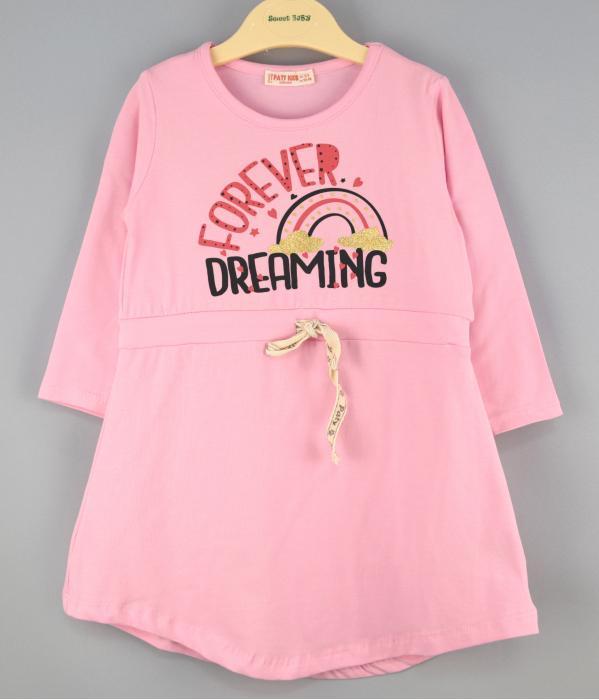1600120 Платье для девочки рост (92-98-104-110-116) Турция