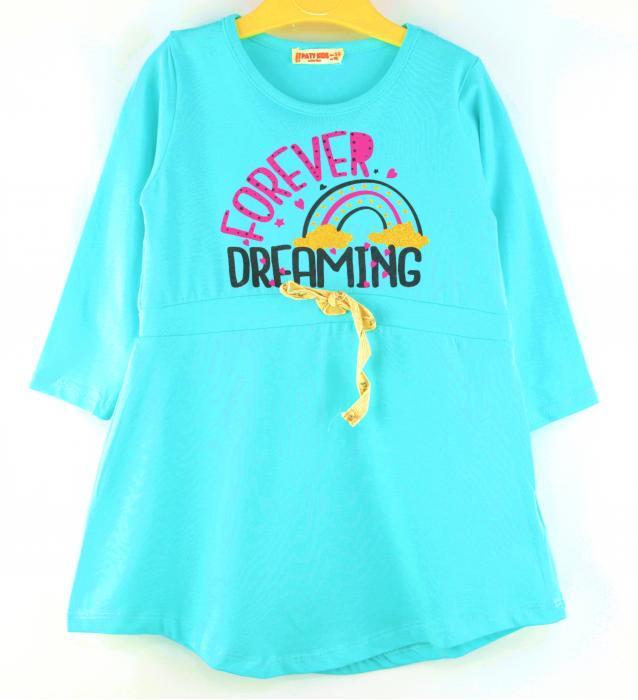 1600126 Платье для девочки рост (92-98-104-110-116) Турция