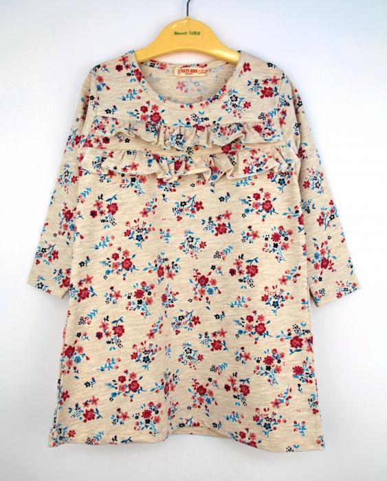 1600147 Платье для девочки рост (98-104-110-116-122) Турция