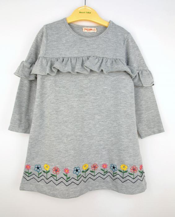 1600148 Платье для девочки рост (98-104-110-116-122) Турция