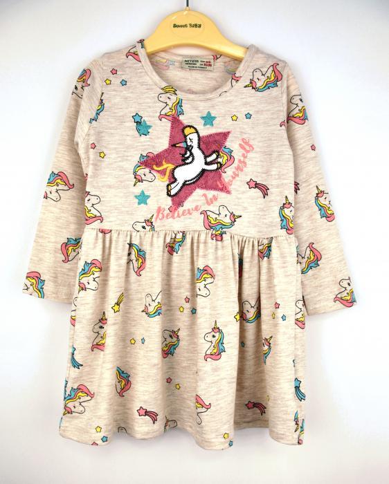 1600149 Платье для девочки рост (98-104-110-116-122) Турция