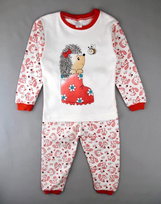 1700315 Пижама для девочки рост ( 92-98-104) Турция