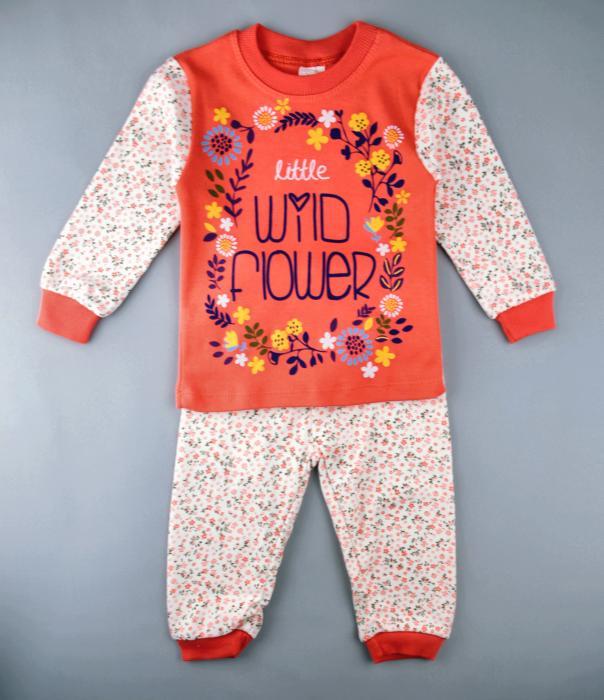 1700317 Пижама для девочки рост ( 92-98-104) Турция