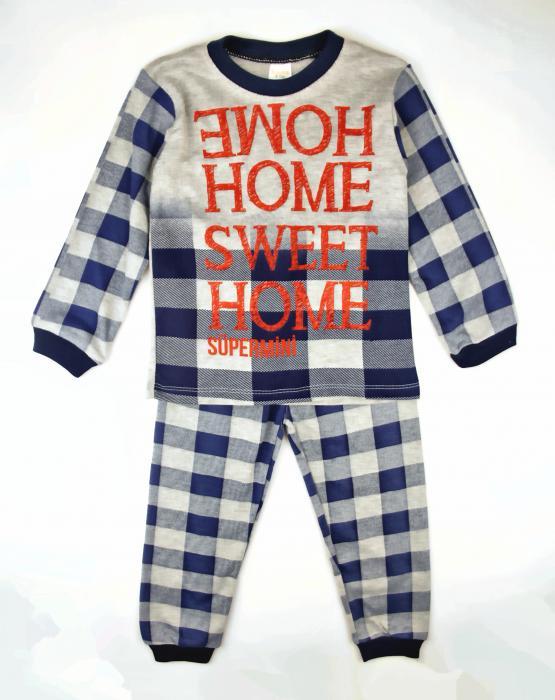 1700325 Пижамка для мальчика рост ( 110-116-122) Турция