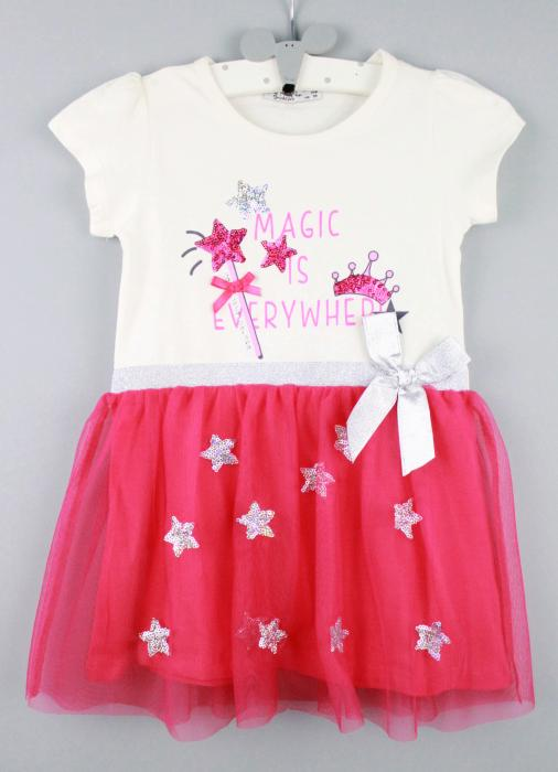 1700511  Платье для девочки рост (98-104-110-116-128) Турция