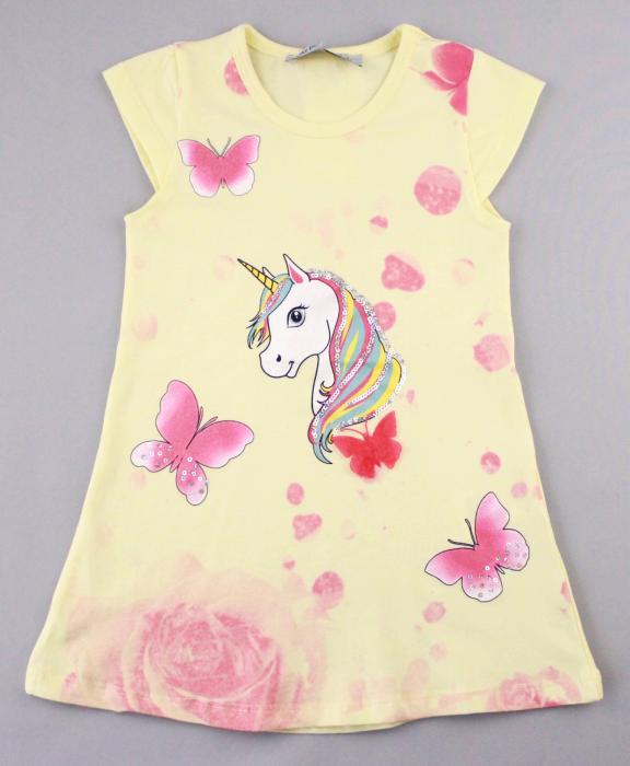 1700574 Платье для девочки рост (92-98-104-110-116) Турция