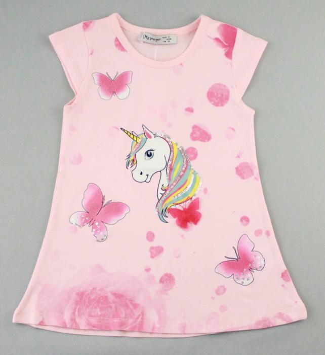 1700575 Платье для девочки рост (92-98-104-110-116) Турция