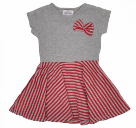 1800235 Платье для девочки рост (74-80-86-92-98) Турция