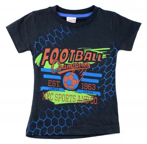 1800267 Футболка для мальчика рост (86-92-98-104) Турция