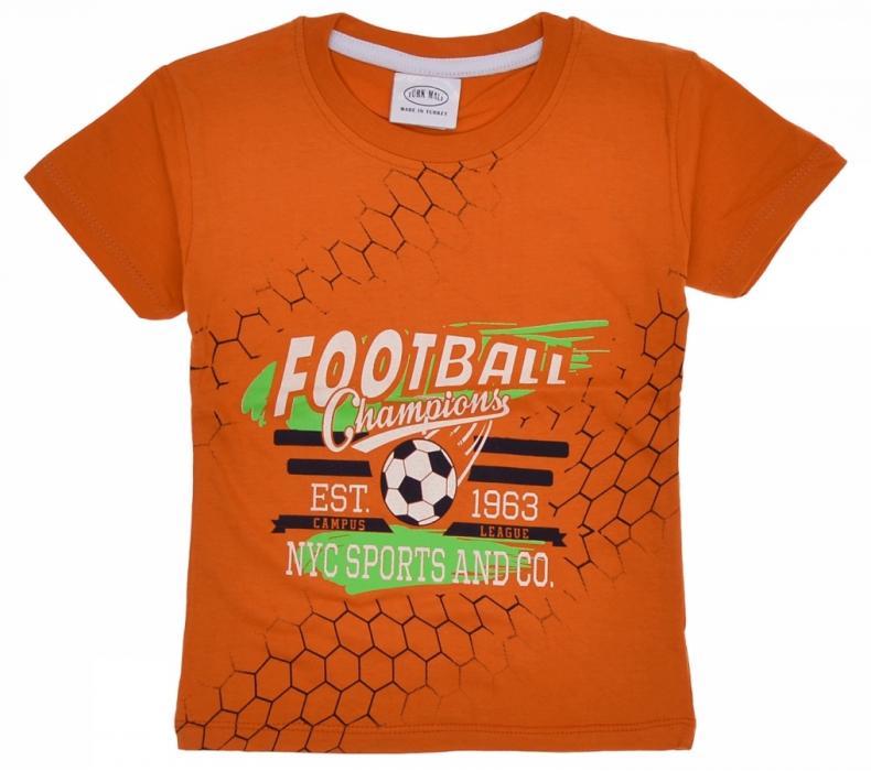 1800282 Футболка для мальчика рост (134-140-146-152) Турция
