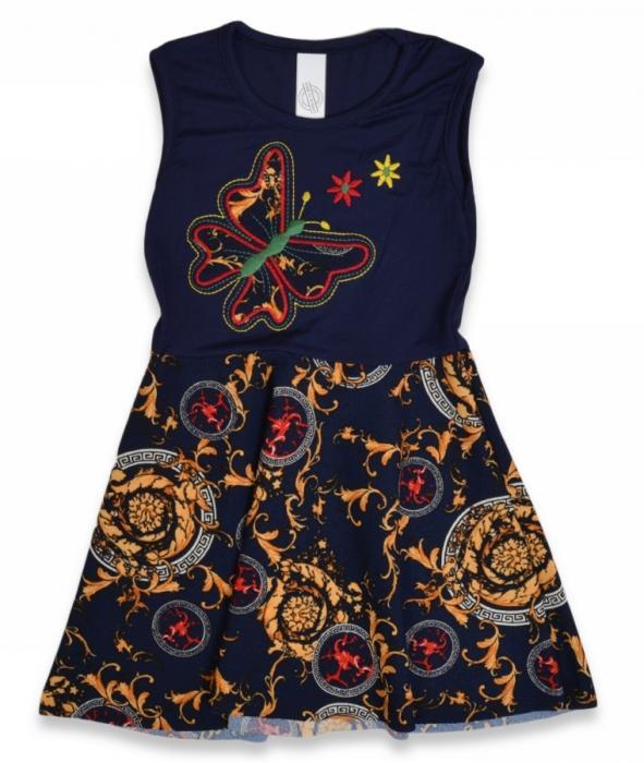 1800294 Платье для девочки рост (104-110-116-122-128) Турция