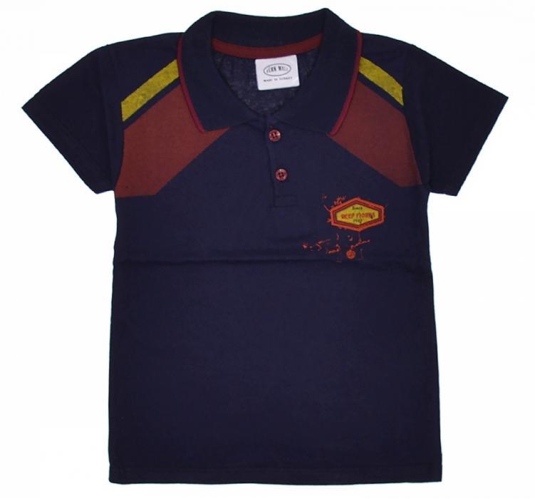 1800326  Поло для мальчика рост (98-104-110-116) Турция