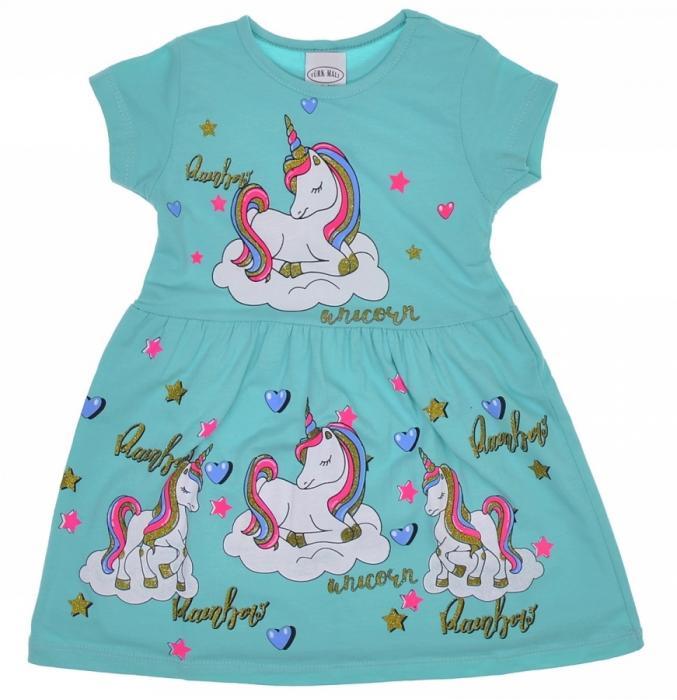 1800341 Платье для девочки рост (92-98-104-110-116) Турция