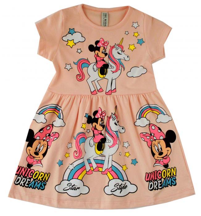 1900155 Платье для девочки рост (92-98-104-110-116) Турция