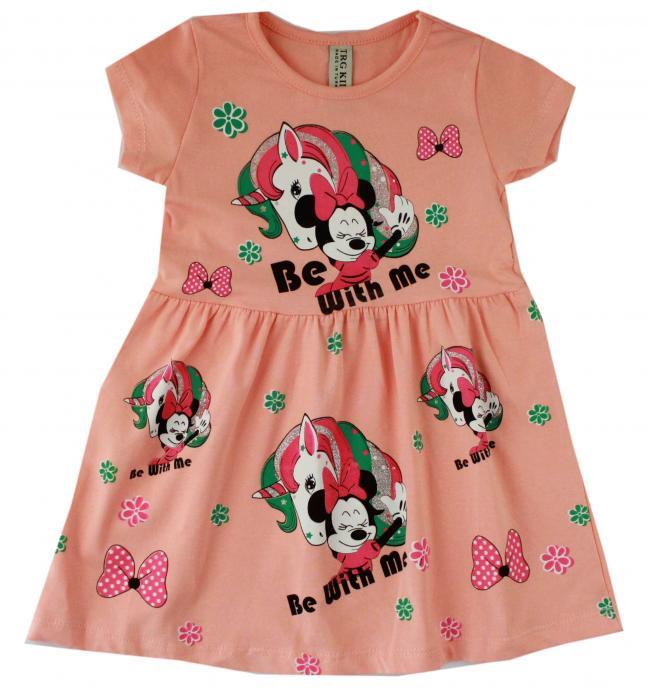 1900166 Платье для девочки рост (92-98-104-110-116) Турция