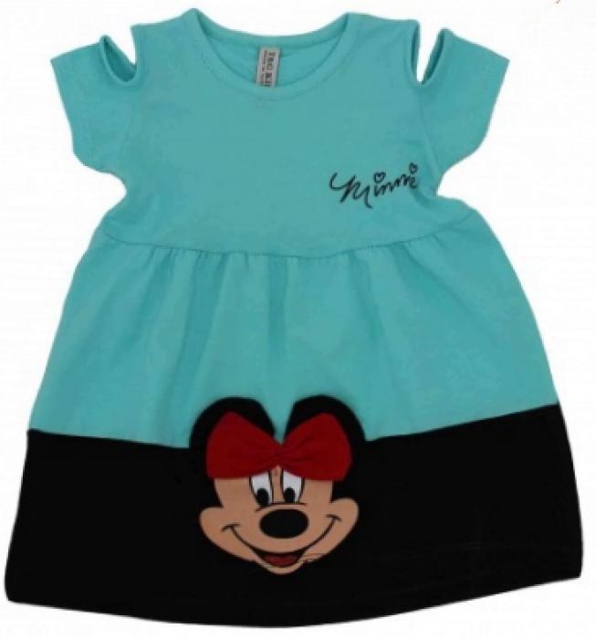 1900158 Платье для девочки рост (92-98-104-110-116) Турция