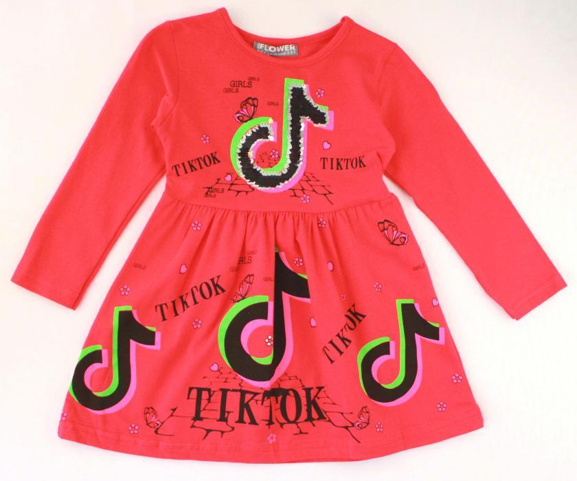 1900159 Платье для девочки рост (92-98-104-110-116) Турция