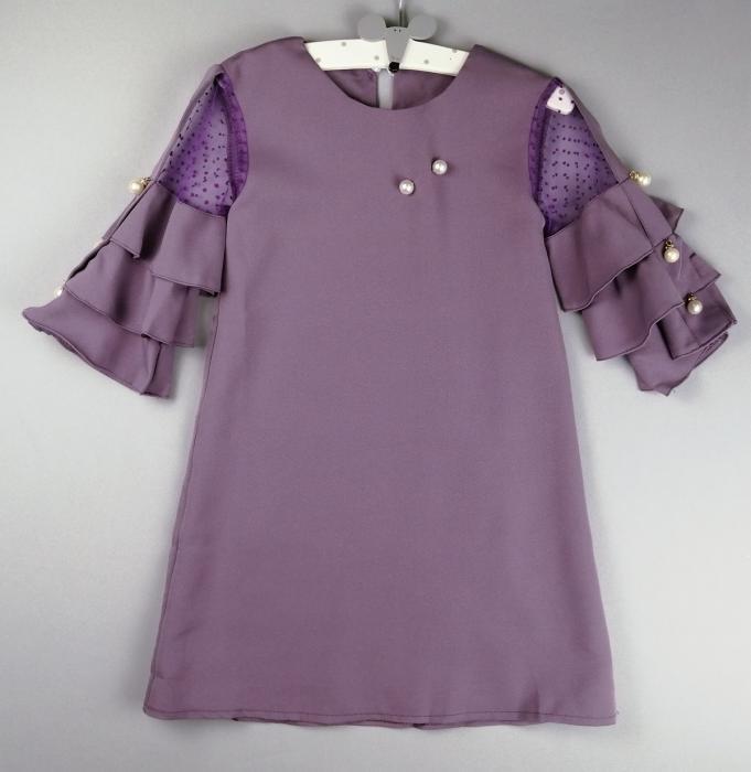 2000102 Платье для девочки рост (128-134-140-146)