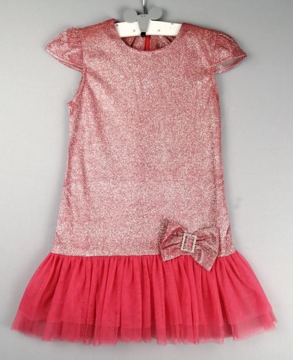 2000105 Платье для девочки рост (110-116-122-128)