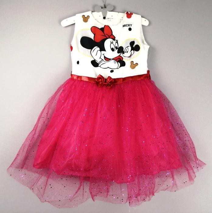2000107 Платье для девочки рост (104-110-116)