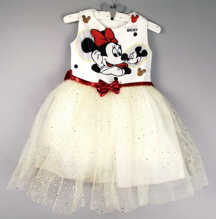 2000108 Платье для девочки рост (104-110-116)