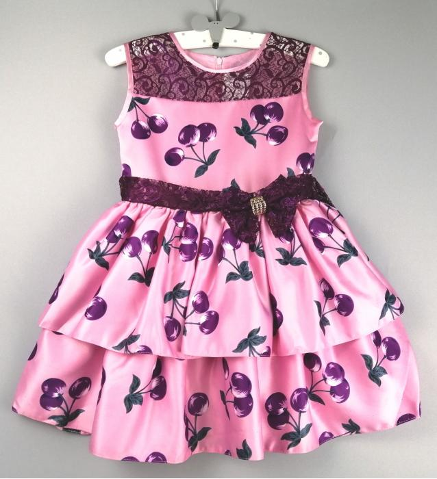 2000111 Платье для девочки рост (104-110-116-122)