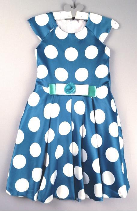 2000112 Платье для девочки рост (122-128-134-140)