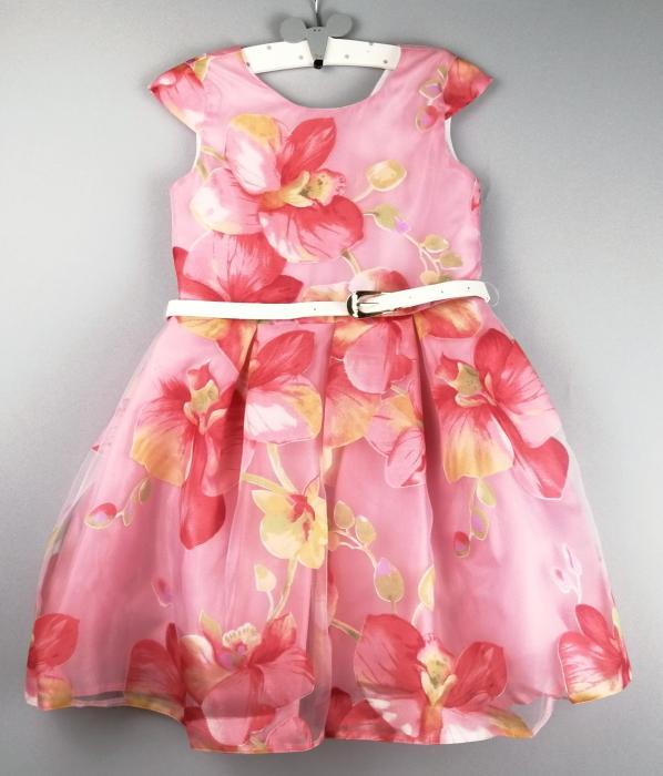 2000115 Платье для девочки рост (116-122-128-134)