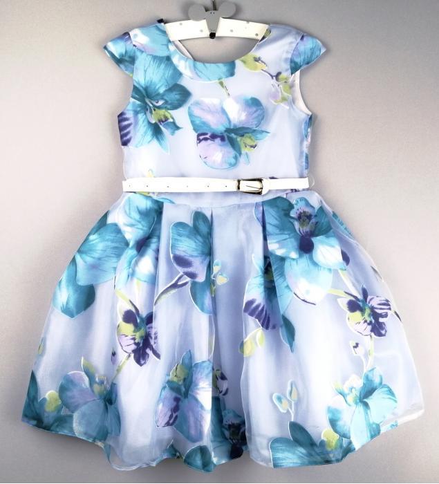 2000116 Платье для девочки рост (116-122-128-134)