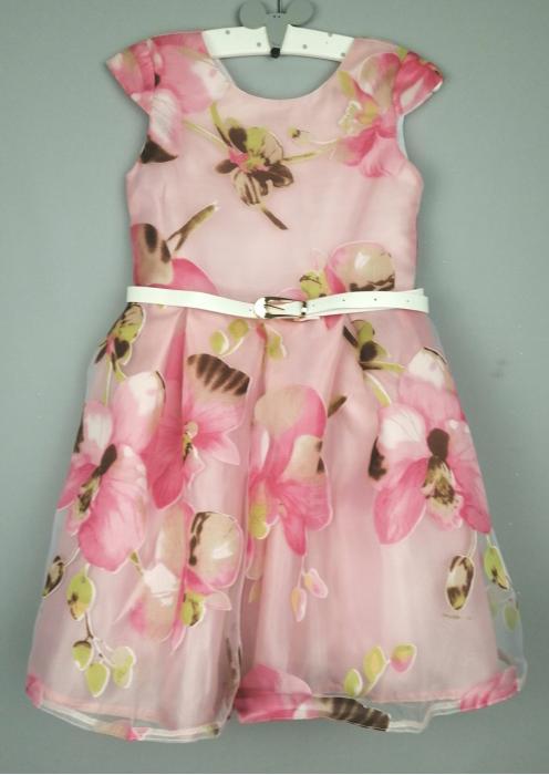 2000117 Платье для девочки рост (116-122-128-134)