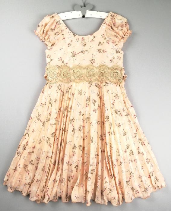 2000123 Платье для девочки рост (98-104-116-122-128)