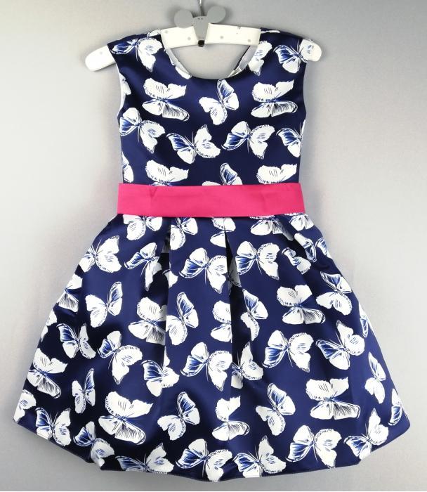 2000125 Платье для девочки рост (104-110-116-122)