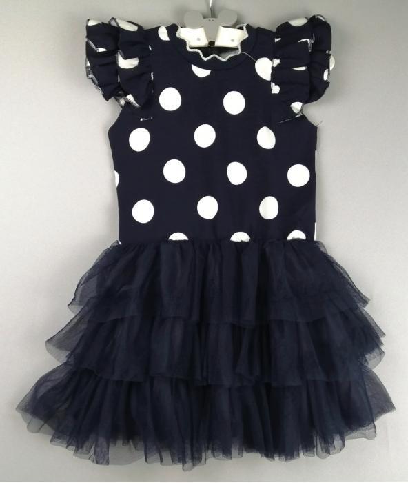 2000126  Платье для девочки рост (98-104-110-116)