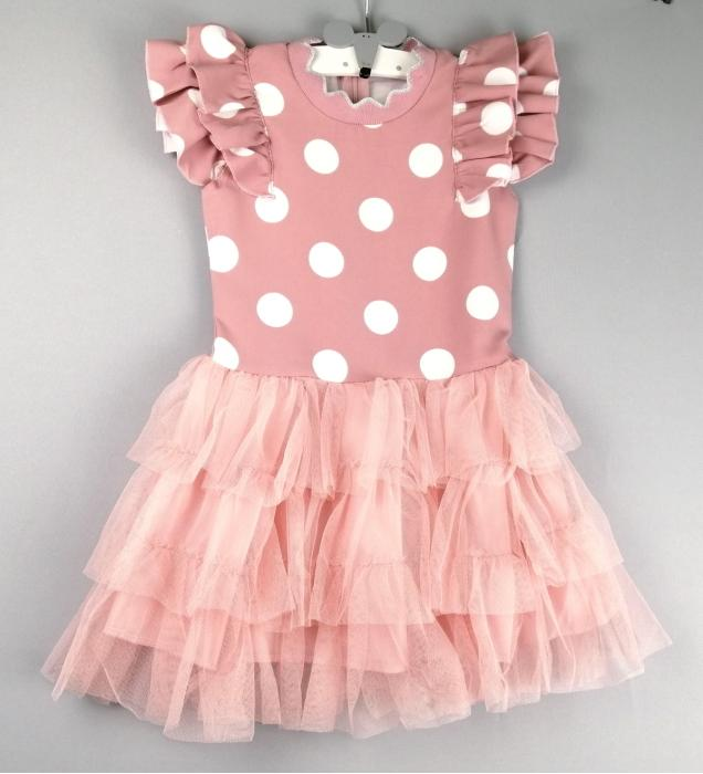 2000127  Платье для девочки рост (98-104-110-116)