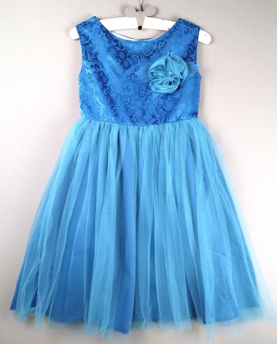 2000128 Платье для девочки рост (116-122-128-134)
